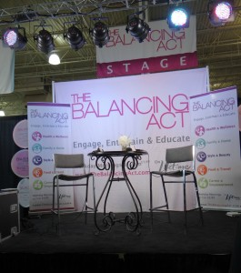 Bal Act Stage