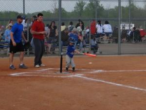 B batting